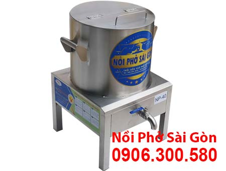 Nồi nấu phở điện NP 40 lít sản phẩm nồi nấu phở điện chính hãng.