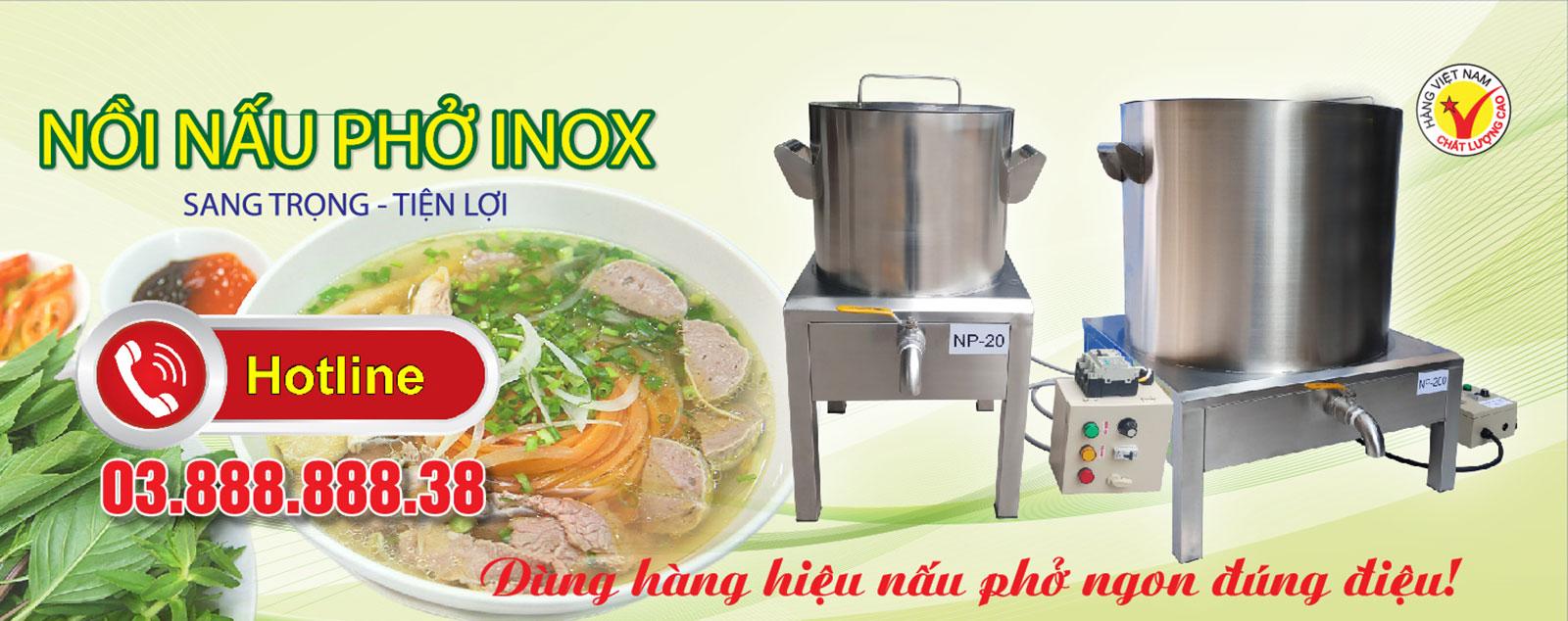 nồi nấu phở điện loại tốt nhất - Nồi Phở Sài Gòn