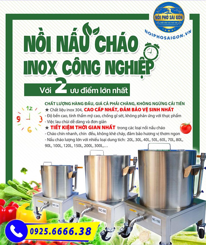 Địa chỉ mua nồi nấu cháo công nghiệp bằng điện giá tốt tại TP HCM. Hãy liên hệ chúng tôi.